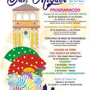 Feria San Miguel 2021